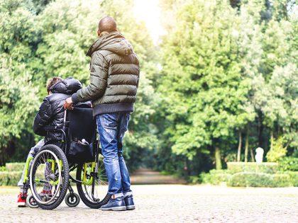 Congedo Biennale per assistere i disabili gravi